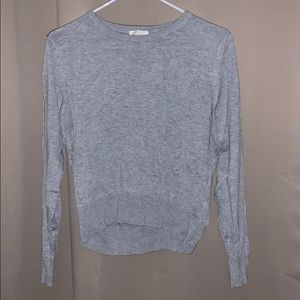 H&M Gray Sweater Small Never Worn